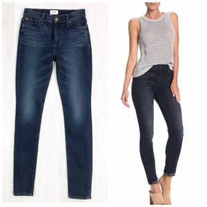 Hudson Jeans Blair High Waisted Super Skinny